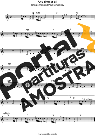 The Beatles  partitura para Teclado